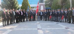 Beyşehir'de 19 Eylül Gaziler Günü