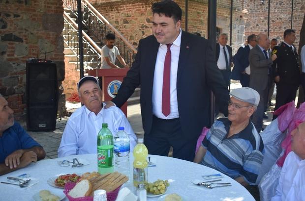 Gaziler Günü Havran'da kutlandı Başkan Ersoy'dan gazilere Kıbrıs gezisi sözü