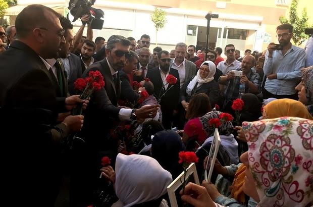 Milli Beka Hareketi'nden Diyarbakır'daki annelerine tam destek