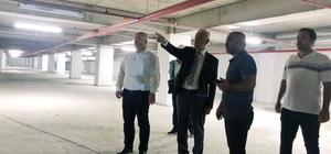 Başkanlar Çalışmaları Yerinde İnceledi Muğla Büyükşehir Belediye Başkanı Dr. Osman Gürün ve Menteşe Belediye Başkanı Bahattin Gümüş il merkezinde devam eden yatırımları inceleyerek yetkililerden bilgi aldı.