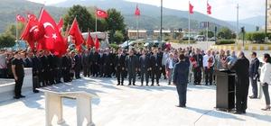 Ayancık'ta Gaziler Günü kutlandı