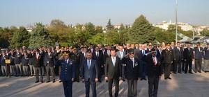 Balıkesir'de 19 Eylül Gaziler Günü çeşitli etkinlikler ile kutlandı