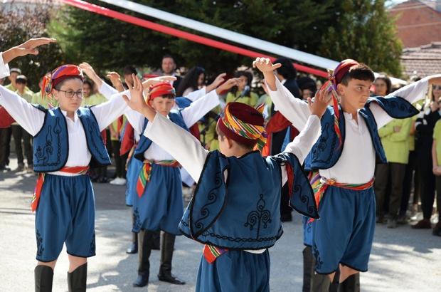 Bozüyük'te İlköğretim Haftası kutlamaları