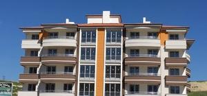 Karabük'te 8 ayda 2 bin 293 konut satıldı