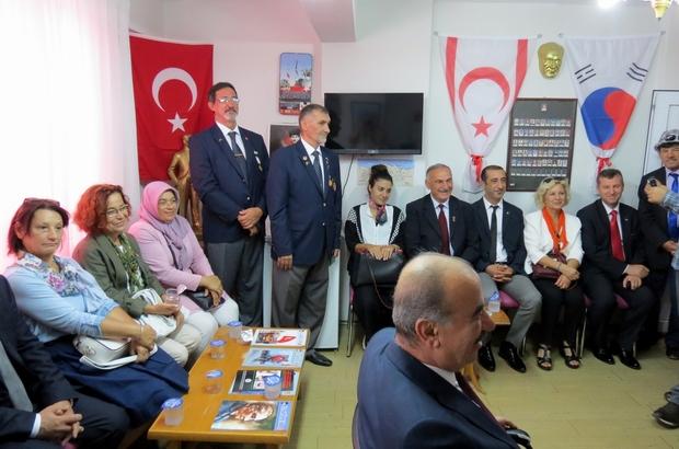 Mudanya'da Gaziler Günü kutlandı