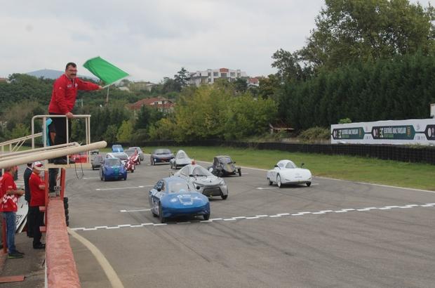 Elektrikli araç yarışlarında şampiyonlar belli oldu