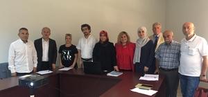 """""""Sivil Toplum Kuruluşlarına Yönelik Proje Döngüsü Yönetimi Eğitimi"""" projesi"""