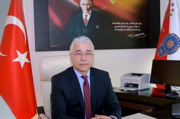 Aydın'ın yeni Emniyet Müdürü Mehmet Suat Ekici oldu