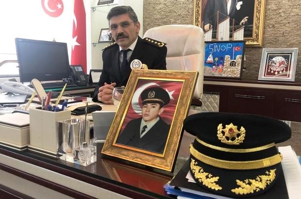 Malatya Emniyet Müdürlüğüne Ercan Dağdeviren atandı