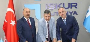 Kütahya İl Milli Eğitim Müdürlüğü ve İŞKUR arasında TYP protokolü