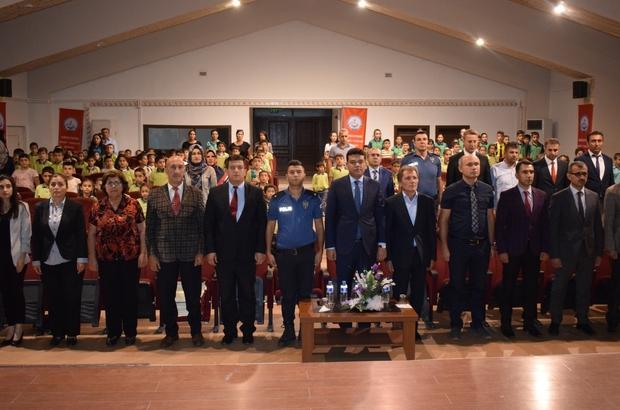 Arguvan'da İlköğretim Haftası kutlama programı düzenlendi