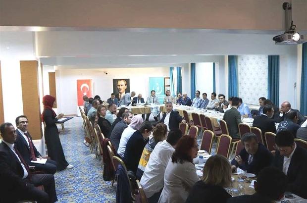 ASKOM Bölge Toplantısı Kütahya'da gerçekleştirildi