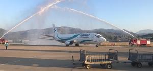 Gazipaşa Alanya Havalimanı'na ilk İran uçağı indi Gazipaşa Alanya Havalimanı'na İran'ın başkenti Tahran'dan ilk charter uçuş bu sabah gerçekleşti