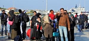 İzmir'de 169 düzensiz göçmen yakalandı