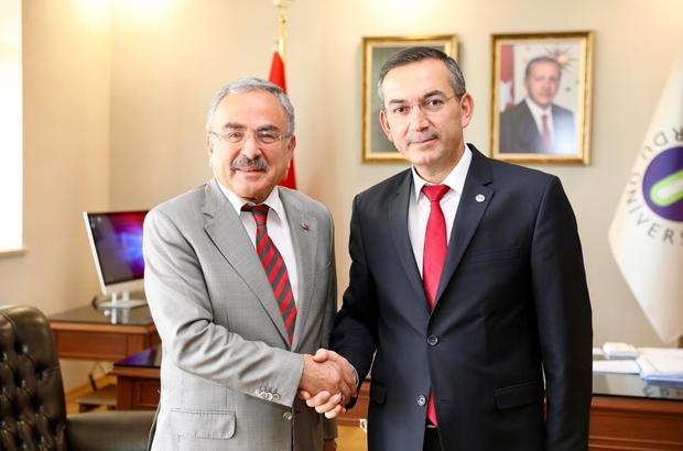 """Büyükşehir-üniversite bütünleşecek Ordu Büyükşehir Belediye Başkanı Dr. Hilmi Güler: """"Şehir-Üniversite bütünleşmesi noktasında ordu üniversitesi ile önemli iş birlikleri yapacağız"""""""