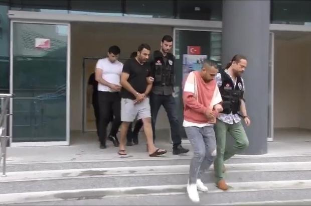 Bursa polisinden bingo 2 kilo metanfetamin ele geçirildi