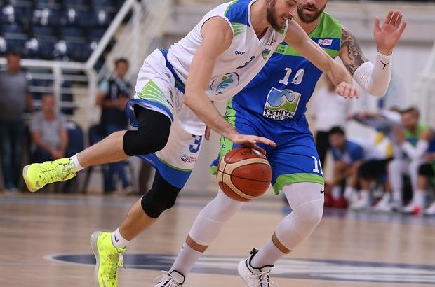 Merkezefendi Belediyesi Denizli Basket turnuvanın ilk maçından galibiyetle ayrıldı