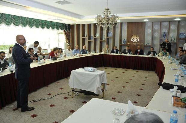 Klinik Araştırma Merkezi Koordinasyon toplantısı gerçekleşti
