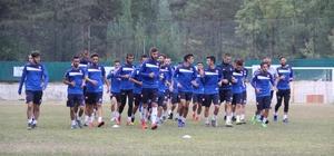Karabükspor'da Eyüpspor maçı hazırlıkları tamamlandı