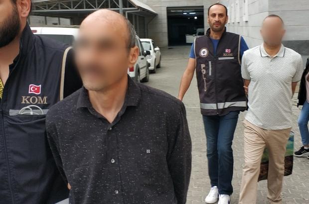 FETÖ'nün yurt dışından gelen paralarını örgüt üyelerinin ailelerine ulaştıran 2 kişi tutuklandı