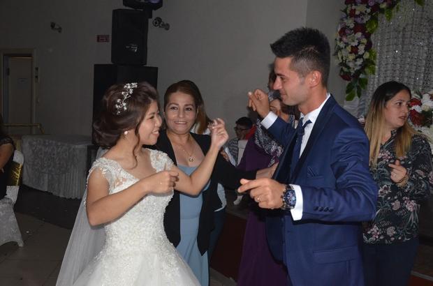 Japon geline Türk usulü düğün Ordu'ya gelin gelen Japon uyruklu Akari, Türk usullerine göre yapılan düğünle dünyaevine girdi