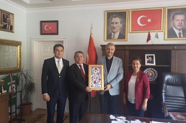 Başkan İsmail Tosun Simav'da