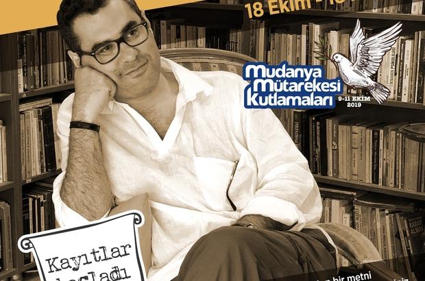 """Enver Aysever ile """"Yazı Akademisi"""" Mudanya'da başlıyor"""