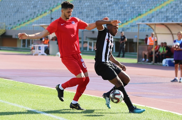 TFF 1. Lig: Altay: 0 - Keçiörengücü: 0