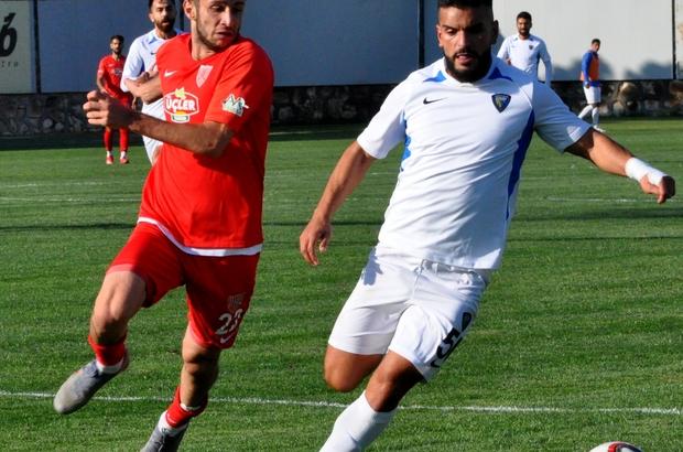 Karacabey Belediyespor - Nevşehirspor : 1-0