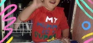 Muhtarın oynarken otomobil çarpan 3 yaşındaki oğlu öldü