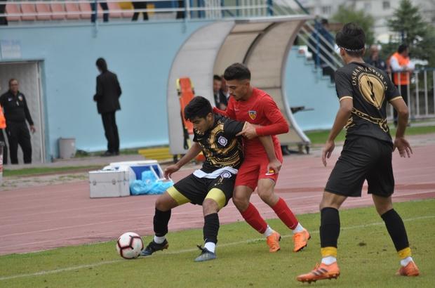 Spor Toto Gelişim Elit U19 Ligi 5.Hafta İ.M.Kayserispor: 1 Osmanlıspor FK: 3