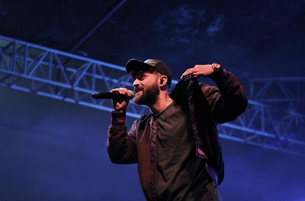 Türkçe Rap'in kalbi Espark'ta attı Eypiyo, Şehinşah, Anıl Piyancı ve Kubilay Karça konserleri Eskişehir'i salladı Espark'ta Dinamikfest'e yoğun ilgi