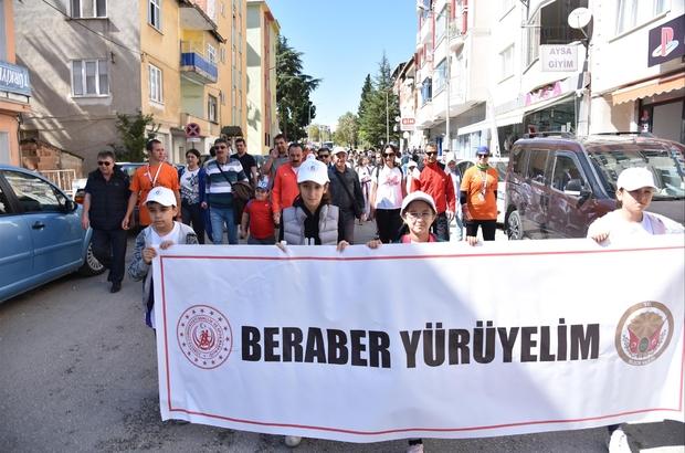 """Bilecik'te """"Açık Sokaklar Günü'' etkinliği Bilecik Belediyesi Avrupa Hareket Koordinatörü Hülya Eçen Çalışkan: """"Amacımız sağlıklı ve hareketli yaşama dikkat çekmektir"""""""