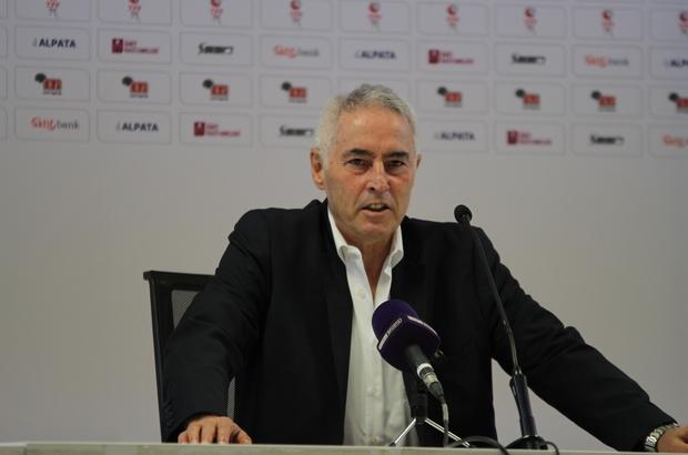 """Demirbakan: """"Takımın enerjisini pozitife çevireceğiz"""" Eskişehirspor Teknik Direktörü Coşkun Demirbakan: """"Takımın gücünü ortaya çıkarmak istiyoruz"""" """"İlerleyen maçlarda daha iyi olacağız"""""""