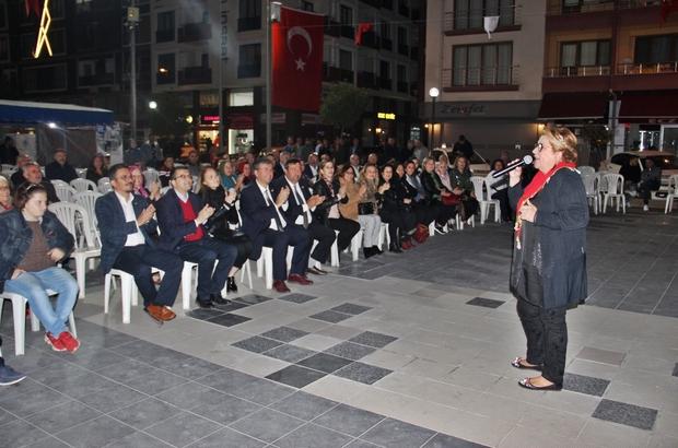 Çan belediyesinden Türk halk müziği konseri
