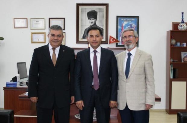 Rektör Yardımcısı Aydın'dan KTBMYO'ya ziyaret