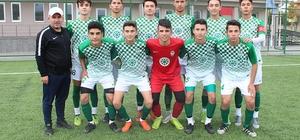 Kayseri U-17 Futbol Ligi A Grubu Kayseri Şekerspor-Hacılar Erciyesspor: 10-0