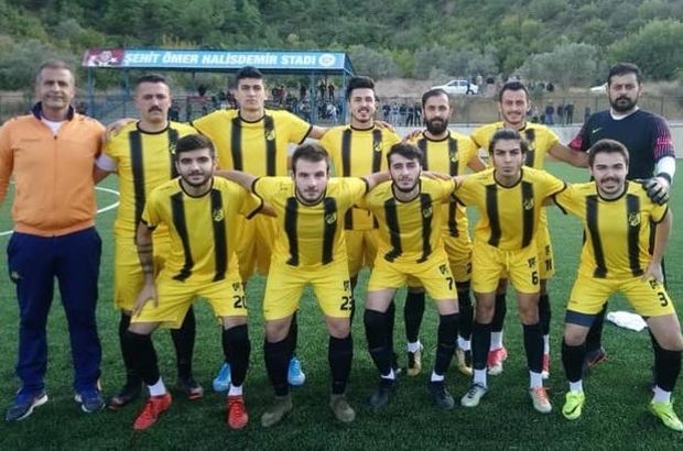 Bayırköyspor gol oldu yağdı