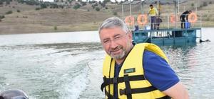 Koçhisar baraj isale hattı ihalesi 21 Ekim'de yapılacak