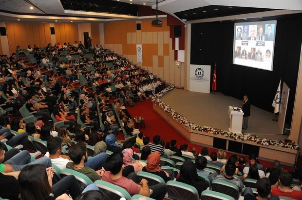 Tıp Fakültesi Oryantasyon Eğitimi ve ilk dersi gerçekleşti
