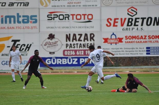 Ziraat Türkiye Kupası: Somaspor: 1- Keçiörengücü: 2