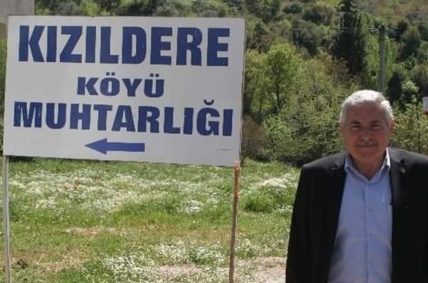 Nazilli'de çifte acı Yüzügüler'in ardından Muhtar Pekel'de yaşama veda etti