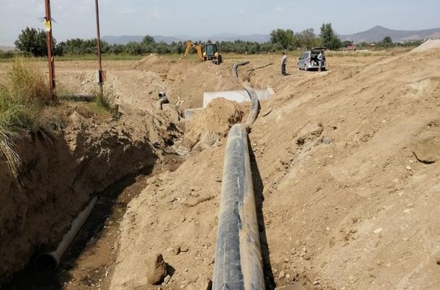 ASKİ Çine'deki içme suyu sorununu çözdü
