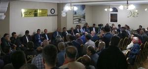 Belediye Başkanı Tanğlay, mahalle buluşmalarını sürdürüyor