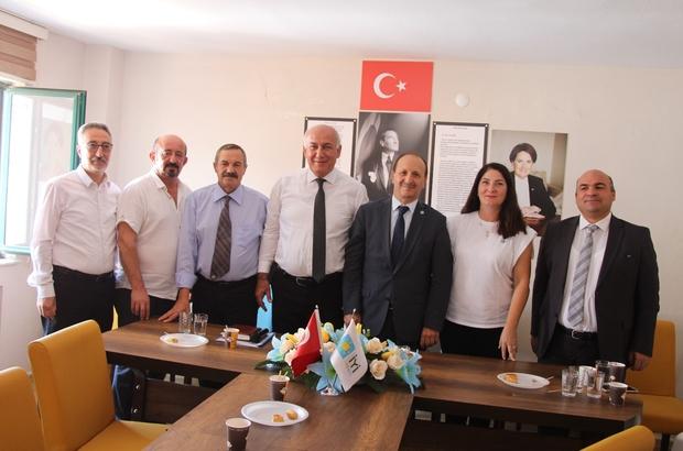CHP Listesinden Meclis Üyesi seçilen İYİ Parti Meclis Üyeleri, partilerine döndü Söke'de İYİ Parti Meclis Üyeleri kendi grubunu kuruyor