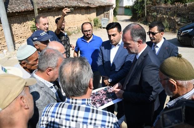 """Bursa İnegöl Belediye Başkanı Taban: """"Eksiklerimizi hızlı şekilde gireceğiz"""""""