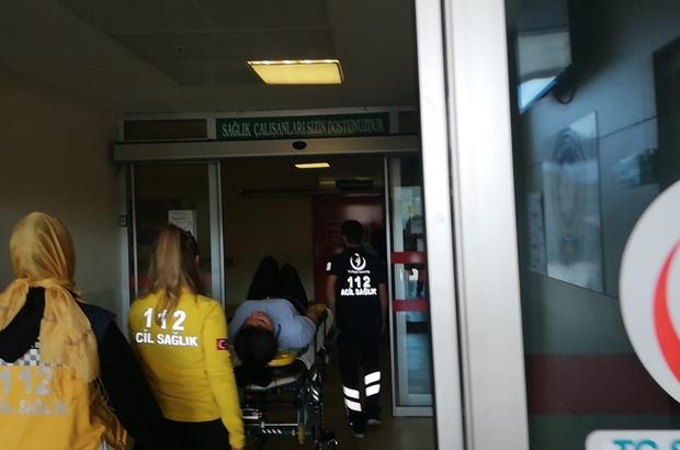 İnegöl'de deprem paniğe yol açtı Okullar boşatıldı, fenalık geçiren öğrenciler hastaneye kaldırıldı