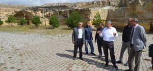 Başkan altun Akmescıt mahallesini ziyaret etti