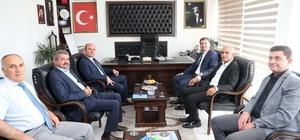 Burdur Belediyeler Birliği Çavdır'da toplandı