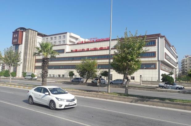 Aydın İl Sağlık Müdürlüğü yeni hizmet binasına taşınıyor